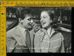 Personaggio Attore Attrice Musica Teatro Cinema Anna Maria Ferrero Sandro Milani - Artisti