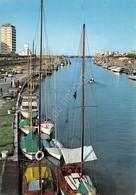 Cartolina Pescara Porto Canale 1969 - Pescara