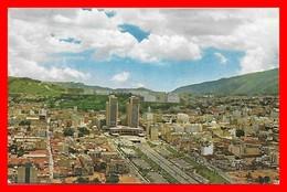 CPSM/pf  CARACAS (Venezuela)  Avenida Bolivar, Vista Aérea...I0248 - Venezuela