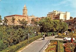 Cartolina Chieti Via Asinio Herio Giardini Animata 1970 - Chieti