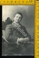 Personaggio Attore Attrice Musica Teatro Cinema Comm. Carini - Artistes