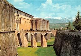 Cartolina L'Aquila Castello Cinquecentesco 1972 - L'Aquila
