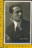 Personaggio Attore Attrice Musica Teatro Cinema Nerio Bernardi - Artisti
