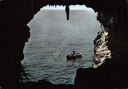 Cartolina Circeo Grotta Della Stalattite 1963 - Latina