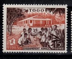 Togo - YV 259 N** FIDES - Togo (1914-1960)