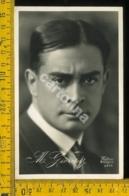 Personaggio Attore Attrice Musica Teatro Cinema M. Giorday - Artisti