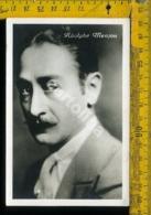 Personaggio Attore Attrice Musica Teatro Cinema Adolphe Menjou - Artisti