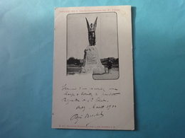 Metz- Denkmal Des 1.Garde-Régiments Bel St.Privat - Metz