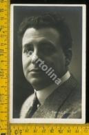Personaggio Attore Attrice Musica Teatro Cinema Luigi Carini - Artistes