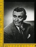 Personaggio Attore Attrice Musica Teatro Cinema Clark Cable - Artisti