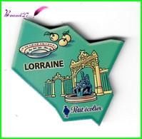 Magnet PETIT ÉCOLIER Les Régions De France - LA LORRAINE - Magnets