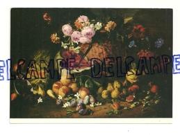 A. Brueghel. Torino - Galleria Sabaudan. Fruits Et Fleurs, Frutti E Fiori, Fruits And Flowers, Früchte Und Blumen - Schilderijen
