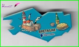 Magnet PETIT ÉCOLIER Les Régions De France - LA BRETAGNE - Magnets
