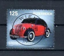 """Österreich 2018:  """"Steyr 50 """"BABY"""""""" Gestempelt (siehe Foto) - 1945-.... 2. Republik"""
