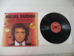 Michel Sardou -1970- (Titres Sur Photos) - Vinyle 33 T LP Disque D'Or - Autres - Musique Française
