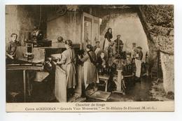 Saint Hilaire Saint Florent Caves Ackerman Chantier De Tirage - Altri Comuni