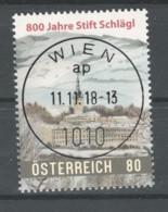 """Österreich 2018: """"Stift Schlägl"""" Gestempelt (siehe Foto/Scan) - 1945-.... 2. Republik"""
