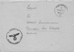 Feldpost Ransin (Bitterfeld) 1942 Mit Korrespondenz - Dokumente