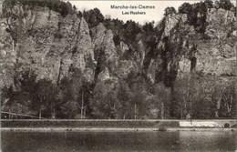 MARCHE-les-DAMES - Les Rochers - Edit. : O. Groyne, Namèche.  N° 22 - Oblitération De 1913 - Namur
