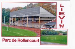 CARTE DE STADE DE. LIEVIN      *62* FRANCE STADE DE  ROLENCOURT   # DGC. 70 - Football