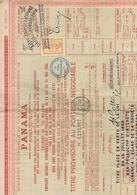 Titre Au Porteur PANAMA Du 26 Juin 1888 - P - R