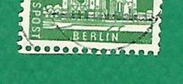 * 1956 N° 129 EGLISE EMPEREUR GUILLAUME   OBLITÉRÉ - [5] Berlin