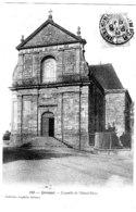 QUIMPER  Chapelle De L'Hôtel Dieu éditeur Anglaret N° 149  KARTEN BOST - Quimper