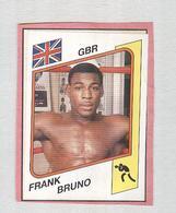 FRANK BRUNO....PUGILATO.. BOXING..BOXE...SPORT - Trading Cards