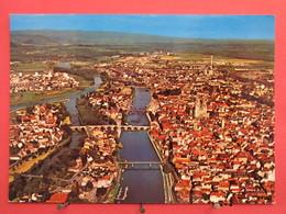 Allemagne - Regensburg Donau - Scans Recto-verso - Regensburg