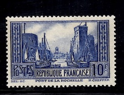 France YT N° 261 Neuf ** MNH. Gomme D'origine. TB. A Saisir! - France