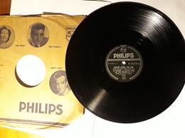 Philips  -  1953  Nr. B 21273 H.  Frankie Lane  E  Jo Stafford - 78 G - Dischi Per Fonografi