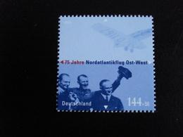 """Allemagne - Année 2003 - L'Avion """"Bremen"""" - Y.T. 2158  - Neuf (**) Mint (MNH) - [7] República Federal"""