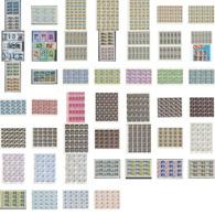 Collection De Blocs Feuillets THEMATIQUE Espace (space)   Forte Cote (lot 11) - Verzamelingen (zonder Album)