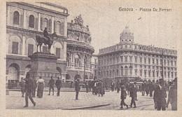 AK Genova - Piazza De Ferrari (38181) - Genova
