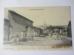 Cpa LOISY (54) Env. Pont à Mousson- Chemin De Ste Geneviève - France