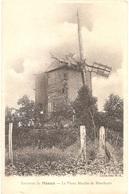 Dépt 77 - MONTHYON - Le Vieux Moulin (à Vent) De Monthyon - Collection A.R. - (environs De Meaux) - France