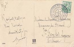AUSTRIA / WIEN : CONGRES MAONDIAL : ESPERANTO WELT KONGRESS WIEN 1936 (aa294) - Esperanto