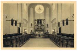 Gent: Guislaingesticht - Middenbeuk ( 2 Scans) - Gent