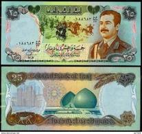 CENTRAL BANK OF IRAK 25 DINARS / NEUF - Iraq