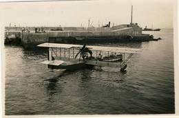 Hydravion à Casablanca 17 Par 12 - Aviation