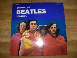 Finland 1975 : Sounds Like Beatles Volume 1. Kotka KOTLP 8 - Collector's Editions