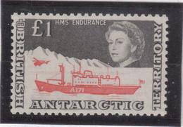 V7 - BAT 20 ** MNH De 1969 - HMS ENDURANCE - ( Cote 270 € ) - Neufs