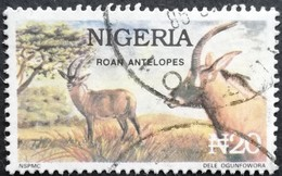 Nigeria  1992-93 Roan Antelopes USED - Nigeria (1961-...)