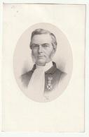 Litho Van Loo Prosper Joseph Emmanuel POULLET Holvoet Louvain Leuven 1807 - 1881 Président Tribunal Louvain - Images Religieuses