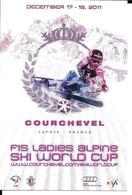 SKI ALPIN - COUPE DU MONDE - WORLD CUP ALPINE SKIING - COURCHEVEL 2011 - FRANCE - Sports D'hiver