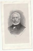 Litho Van Loo Baron Frédéric Charles VAN DER BRUGGEN Gand Gent J.B.D. Hemelsoet 1872 - Images Religieuses