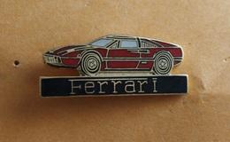 Pin's Ferrari . Egf . émail Grand Feu . énamel - Ferrari