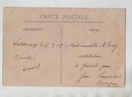 Généalogie 1908 Cuq Institutrice Jouels Par Sauveterre Sassenage - Généalogie