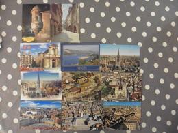 LOT   DE  43   CARTES POSTALES  NEUVES  DE  DIJON (21) - Cartes Postales