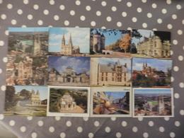 LOT   DE  23    CARTES POSTALES  NEUVES  DE   L EURE ET  LOIR - Cartes Postales